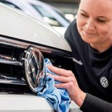 Volkswagen Tiguan 2016 Fabricación - logo