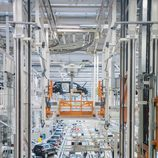 Volkswagen Tiguan 2016 Fabricación - maquinaria