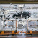 Volkswagen Tiguan 2016 Fabricación - cadena