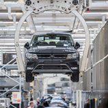 Volkswagen Tiguan 2016 Fabricación - aire