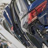 Volkswagen Tiguan 2016 Fabricación - azul