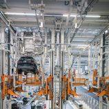 Volkswagen Tiguan 2016 Fabricación - cadenas