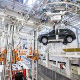 Volkswagen Tiguan 2016 Fabricación - aires