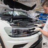 Volkswagen Tiguan 2016 Fabricación - led
