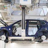 Volkswagen Tiguan 2016 Fabricación - sin puertas