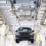 Volkswagen Tiguan 2016 Fabricación - montaje