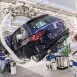 Volkswagen Tiguan 2016 Fabricación - difusor