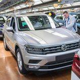Volkswagen Tiguan 2016 Fabricación - gris