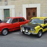 VIII Concentración clásicos de Fuensalida - SEAT clásicos