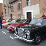 VIII Concentración clásicos de Fuensalida - Mercedes-Benz