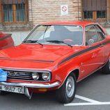 VIII Concentración clásicos de Fuensalida - Opel coupe