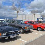 VIII Concentración clásicos de Fuensalida - Mercedes-Benz SL