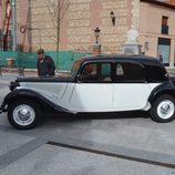 VIII Concentración clásicos de Fuensalida - Citroën Traction-Avant