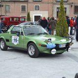 VIII Concentración clásicos de Fuensalida - FIAT X1/9