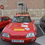 VIII Concentración clásicos de Fuensalida - Citroën CX
