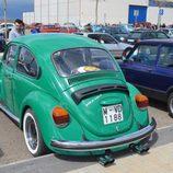 VIII Concentración clásicos de Fuensalida - Volkswagen escarabajo rear