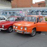 VIII Concentración clásicos de Fuensalida - Renault 8