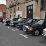 VIII Concentración clásicos de Fuensalida - Mercedes-Benz y BMW