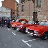 VIII Concentración clásicos de Fuensalida - MG y Triumph