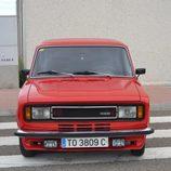 VIII Concentración clásicos de Fuensalida - SEAT front