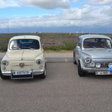 VIII Concentración clásicos de Fuensalida - SEAT 600 front