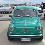 VIII Concentración clásicos de Fuensalida - SEAT 600 verde