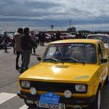 VIII Concentración clásicos de Fuensalida - SEAT 127