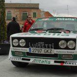 VIII Concentración clásicos de Fuensalida - FIAT Alitalia front
