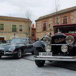 VIII Concentración clásicos de Fuensalida - Packard y Jaguar