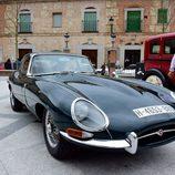 VIII Concentración clásicos de Fuensalida - Jaguar E-Type front