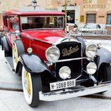 VIII Concentración clásicos de Fuensalida - Packard front