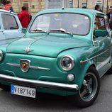 VIII Concentración clásicos de Fuensalida - SEAT 600 green