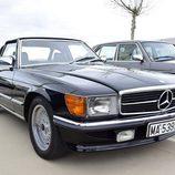 VIII Concentración clásicos de Fuensalida - Mercedes SL