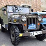VIII Concentración clásicos de Fuensalida - Jeep