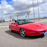 VIII Concentración clásicos de Fuensalida - Pontiac Firebird