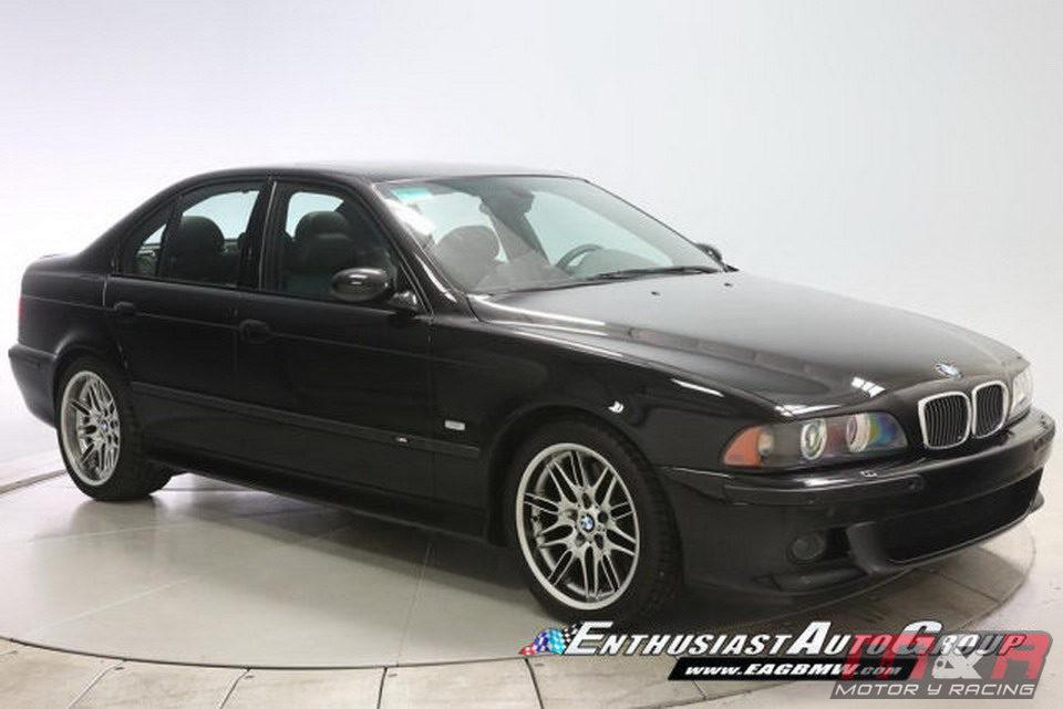 BMW M5 E39 2003 - frontal