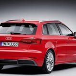 Audi A3 2016 Sportback - rojo
