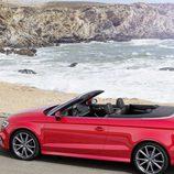 Audi A3 2016 Cabrio - lateral