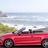 Audi S3 Cabrio 2016 - rojo