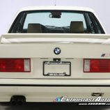 BMW M3 E30 1991 - rear