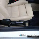BMW M3 E30 1991 - asientos delanteros
