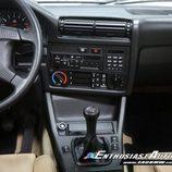 BMW M3 E30 1991 - consola central