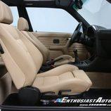BMW M3 E30 1991 -  habitáculo
