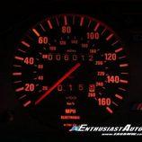BMW M3 E30 1991 -  cuentakilómetros