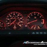 BMW M3 E30 1991 -  tablero instrumentación