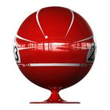 Ball Chair Porsche rear
