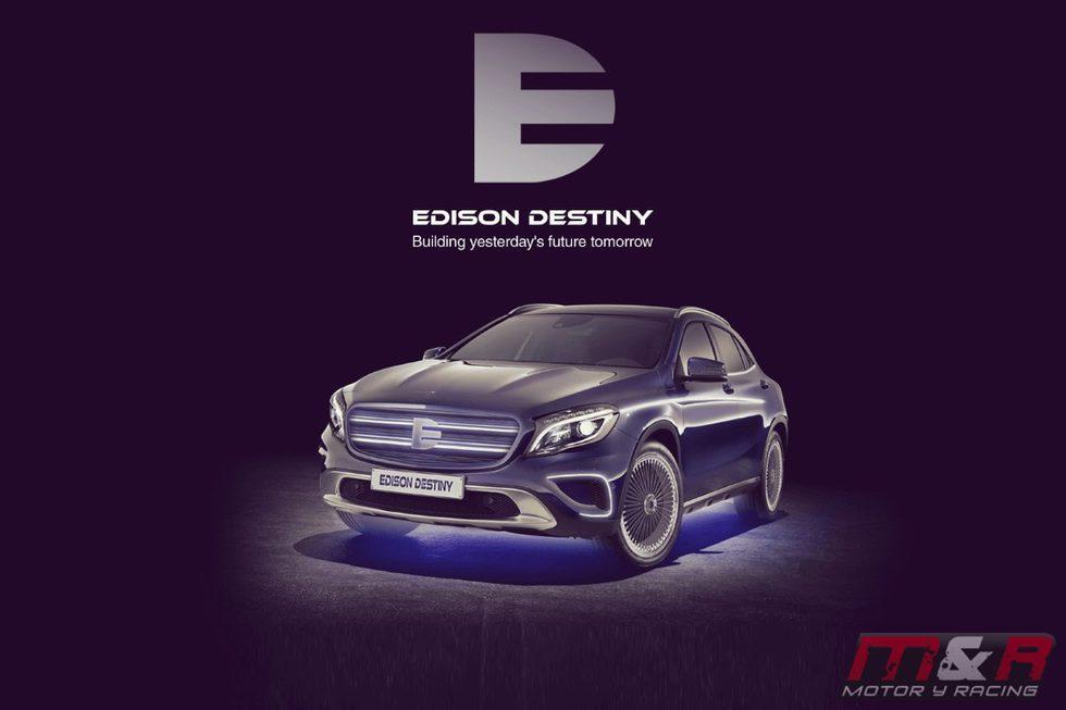 Edison Destiny  - cartel