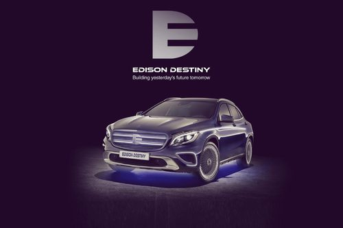 Edison Destiny  - cartel