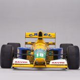 Benetton Ford B191 1991-1992 - front