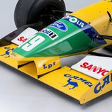Benetton Ford B191 1991-1992 - alerones